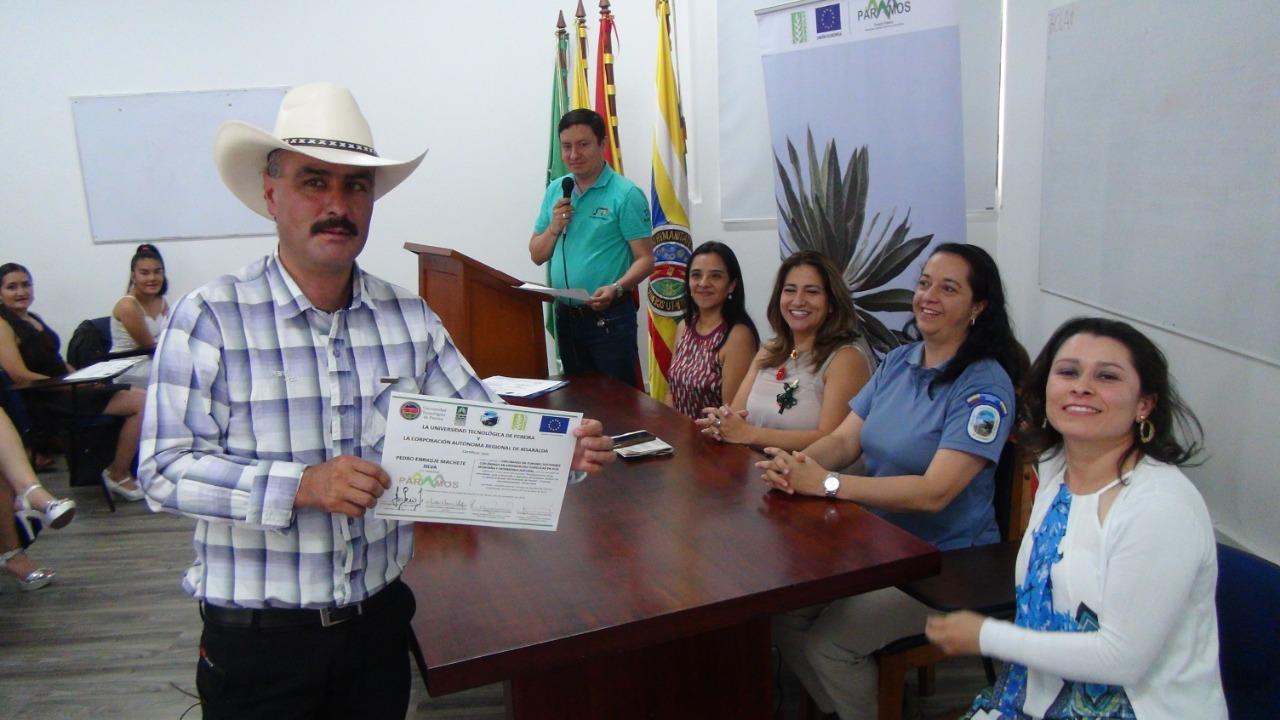 Turismo sostenible y comunitario, alternativas económicas para los habitantes de la alta montaña